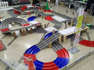 アメパラ北上ミニ四駆GP2018 ROUND1