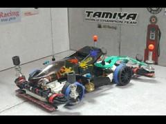 4D-Racing & 絆 No.3-5.2 ザクホエール