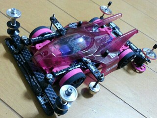 山椒2透けピン flexible Ver.IX