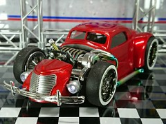 Baron Viento HOT ROD