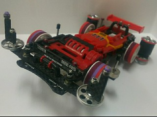 HOT SHOT Jr. (FM-X)