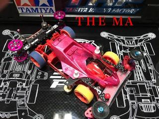 THE MA 赤‼️