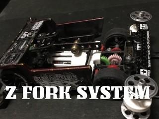 空中姿勢制御機構 − Z  FORK SYSTEM −