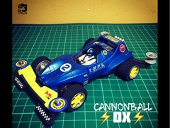 Cannonball DX