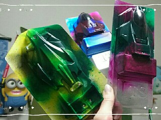 〜MADARA〜٩(●˙▿˙●)۶…⋆ฺポリカボディ塗装…95%