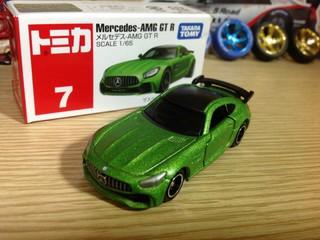 メルセデス ベンツ AMG GT-R