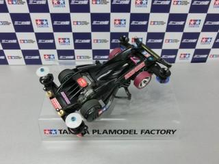 ストラトベクター SFM  新橋ナイトチャレンジ専用車