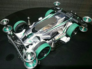 DCR-01 green special