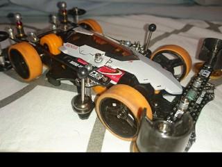 ジェット戦闘機 オレンジSpecial