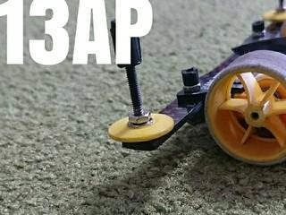 13mmオールプラベアリングローラー(13AP)