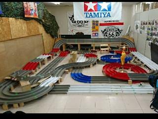 アメリカンパラダイス浪館店 3月レース用コース