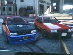 GTA5 車