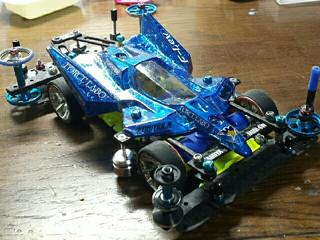 3レーンVS