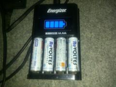 充電器32台目 エナジャイザー