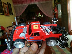 sfm red truckin.