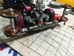 1軸アンカーシステム(試作機)
