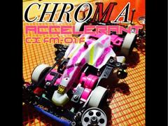 CHROMA ACCELERANT CX/FM-01/F