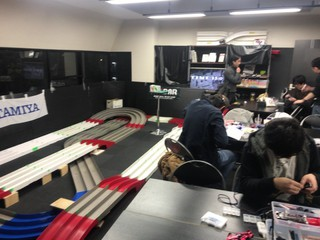 ミニ四駆バー DRIBAR 池袋店
