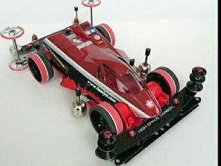 ファイヤードラゴン AR 3レーン仕様