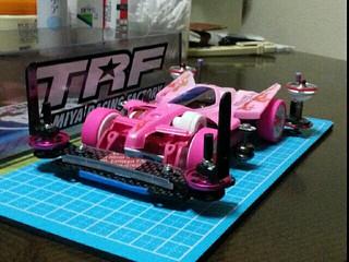 WBF ピンクバージョン