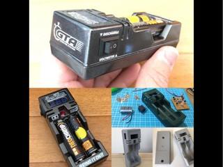 電圧計&オートディスチャージ改