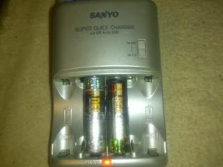 充電器34台目 スーパークイックチャージャー