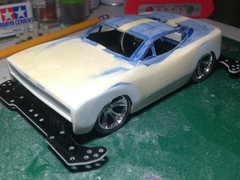 Dodge Charger 70's.60%