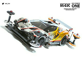 M4K GP FORCE ONE[2018 SPEC]