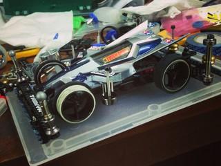 winning bird S2 chassis