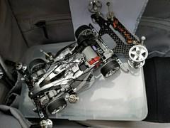 Trexvante MK III silver SP