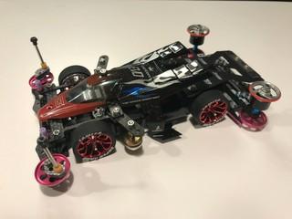 フレキ 3号機 ファイヤードラゴン