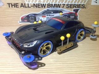 3号機 ジルボルフ AMG GT-S
