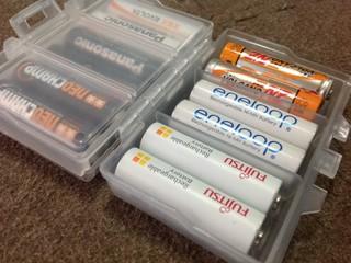 電池ケース 100均 (セリア)