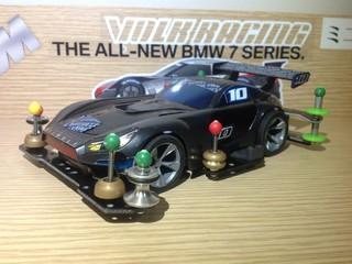 2号機 ジルボルフ AMG GT300