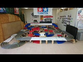 アメリカンパラダイス浪館店 4月レース用コース