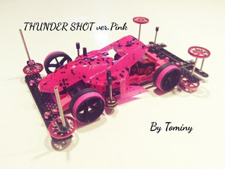 THUNDER SHOT ver. Pink