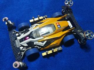デクロス-01 走行用
