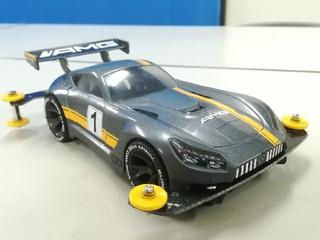 ジルボルフ AMG GT3