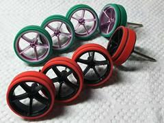 ハードペラ、赤マシン&緑マシン用
