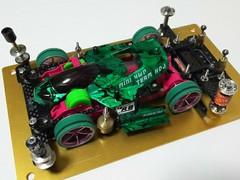 FMAR-No.8サンショJr.緑色
