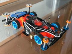 Avante Mk.Ⅱ for shop race