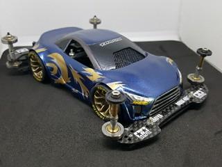 アウペンTT coupe versionⅡ