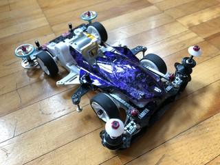 VSサンダーショット(紫)