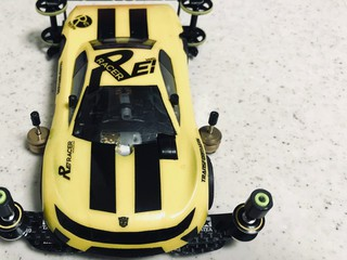 バンブルビー ver.Re:RACER