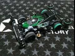 FM-A(サンダーショットjr 緑) ver2(解体済)