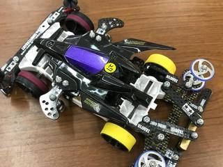 練習用MA chassis