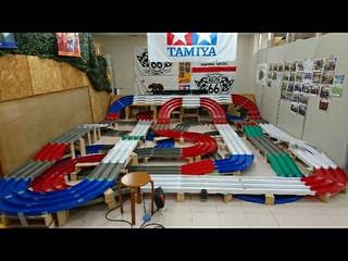 アメリカンパラダイス浪館店 5月レース用コース