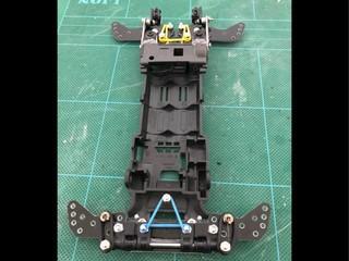 SFM C-ATバンパー搭載!
