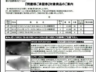 2018ジャパンカップ限定キット