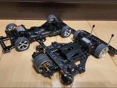 FM-A3 & VS-L シャーシ